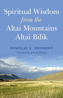 Spiritual Wisdom from the Altai Mountains, Paperback Book
