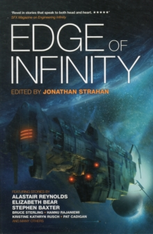 Edge of Infiinity: Fourteen New Short Stories, Paperback Book