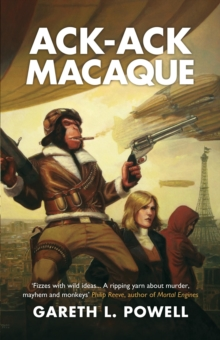 Ack-Ack Macaque : 1, Paperback Book