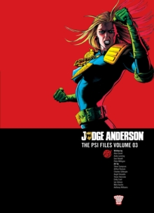 Judge Anderson : The PSI Files PSI  Files Vol.3, Paperback / softback Book