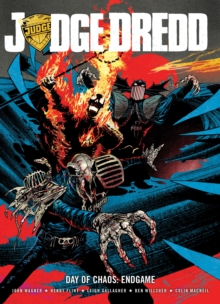 Judge Dredd Day of Chaos : Endgame, Paperback Book