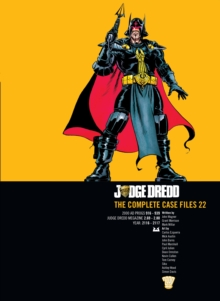 Judge Dredd : The Complete Case Files v. 22, Paperback Book