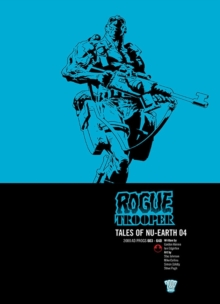Rogue Trooper : Tales of Nu Earth 4, Paperback Book