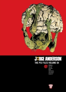 Judge Anderson : Volume 4, Paperback Book