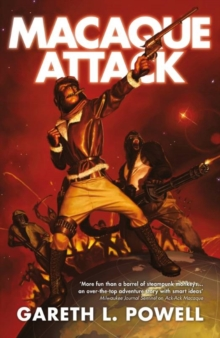 Macaque Attack, Paperback / softback Book