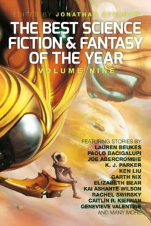 Best Science Fiction and Fantasy of the Year: Volume Nine, Paperback Book