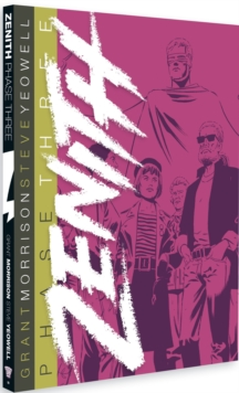Zenith Phase Three, Hardback Book