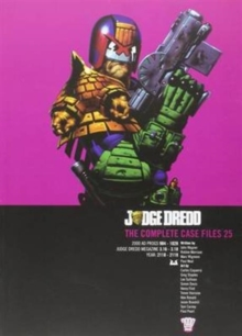 Judge Dredd: Casefiles 25, Paperback Book