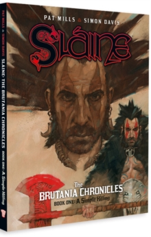 Slaine Brutania Chronicles 1, Hardback Book