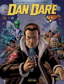 Dan Dare The 2000 AD Years Vol. 01, Hardback Book