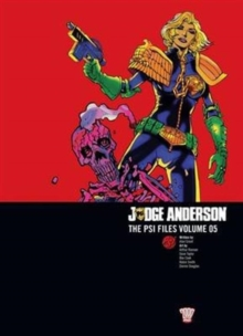 Judge Anderson: The Psi Files 5, Paperback Book