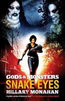 Gods and Monsters: Snake Eyes, Paperback Book