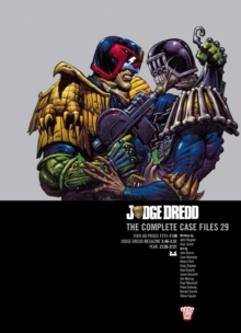 Judge Dredd: Complete Case Files 29, Paperback / softback Book