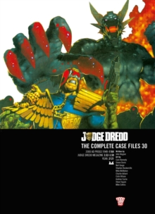 Judge Dredd: Case Files 30, Paperback Book