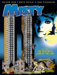Misty vol 2, Paperback Book