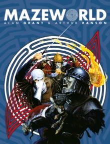 Mazeworld, Paperback / softback Book