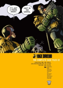 Judge Dredd Case Files 32, Paperback / softback Book