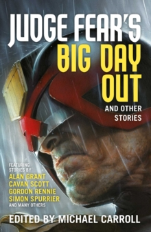 Judge Fear's Big Day Out and Other Stories, Paperback / softback Book