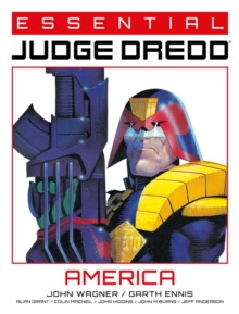 Essential Judge Dredd: America, Paperback / softback Book