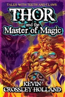 Thor and the Master of Magic, Paperback Book
