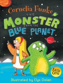 The Monster From The Blue Planet, Paperback / softback Book