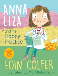 Anna Liza and the Happy Practice, Paperback Book