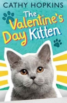 The Valentine's Day Kitten, Paperback Book