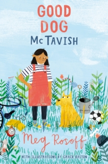 Good Dog Mctavish, Paperback Book