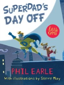 Superdad's Day Off, Paperback Book