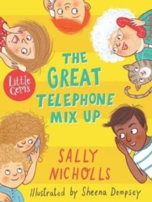 The Great Telephone Mix-Up, Paperback / softback Book