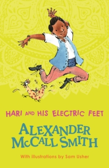 Hari and His Electric Feet, Paperback Book