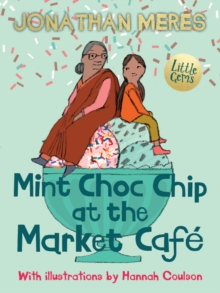 Mint Choc Chip at the Market Cafe, Paperback Book
