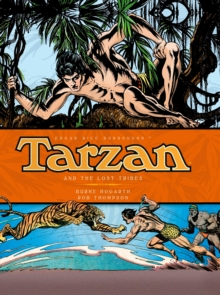 Tarzan and the Lost Tribe : Vol. 4, Hardback Book