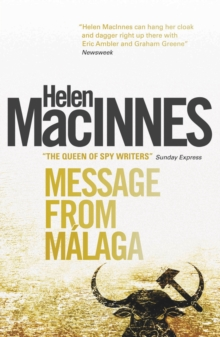 Message from Malaga, Paperback / softback Book