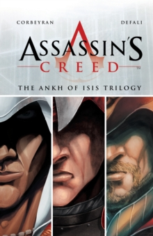 Assassin's Creed - The Ankh of Isis Trilogy, Hardback Book