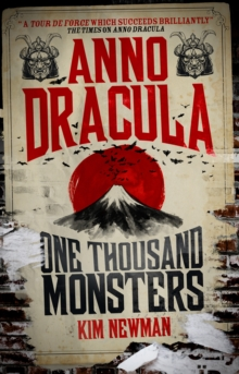 Anno Dracula - One Thousand Monsters, Paperback Book