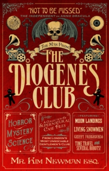 The Man From the Diogenes Club, Paperback Book