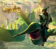 The Art of Epic, Hardback Book