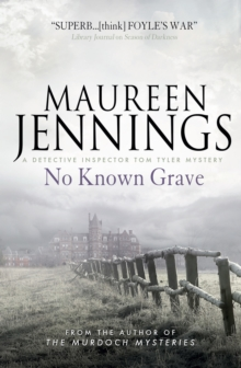 No Known Grave (A Detective Inspector Tom Tyler Mystery 3), EPUB eBook