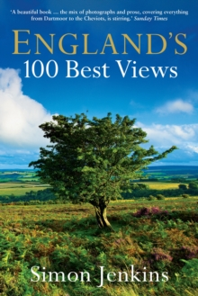 England's 100 Best Views, Paperback Book