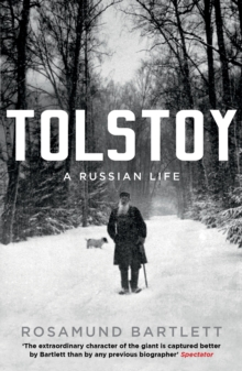 Tolstoy : A Russian Life, Paperback / softback Book