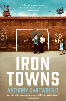 Iron Towns, Paperback / softback Book