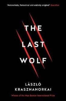 The Last Wolf & Herman, Paperback Book