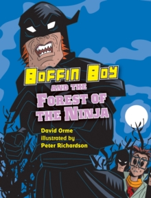 Boffin Boy and the Forest of the Ninja (ebook), PDF eBook