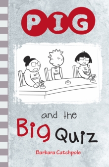 Pig and the Big Quiz, Paperback Book