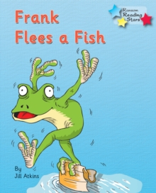Frank Flees a Fish, Paperback Book