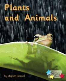 Plants and Animals, Paperback Book