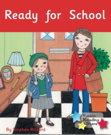 Ready for School, Paperback Book