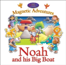 Magnetic Adventures - Noah and his Big Boat, Board book Book