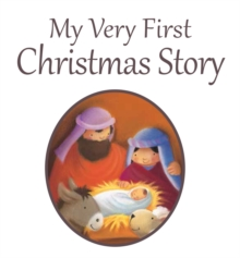 My Very First Christmas Story, Hardback Book